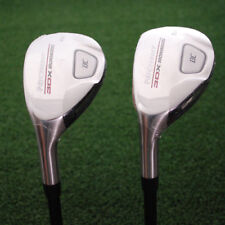 Nickent Golf 3DX DC Ironwood Hybrids 2pc SET 3h&4h LEFT HAND Regular Flex - NEW