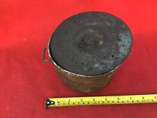 1914-1918 WW1 FRENCH MESS TIN