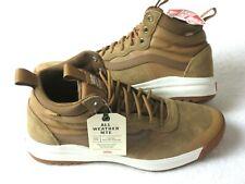 Vans Mens UltraRange Hi DI MTE Boots Chipmunk Brown Marshmallow Size 8 NWT