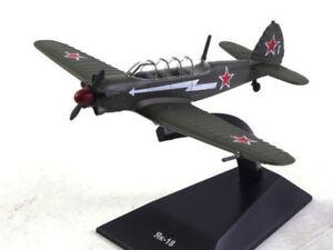 Yakovlev Yak-18 Soviet Training Aircraft USSR 1946 Year 1/87 Scale Limited Model