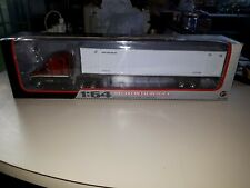 Freightliner Cascadia Semi with Shipping Container Trailer First Gear 1/64