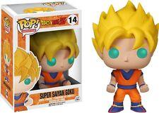 Dragonball Z - Super Saiyan Goku Pop! Vinyl Figure NEW In Box Funko