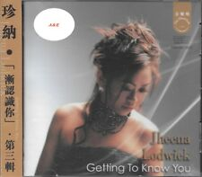 Jheena Lodwick Getting to Know You CD