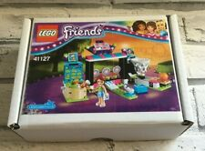LEGO Friends 41127 AMUSEMENT PARK ARCADE 100% Complete with Gift Box