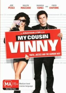 My Cousin Vinny DVD | Region 4 & 2
