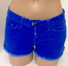 Jbrand Shorts Bright Royal Size 24