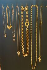 NEW Bulk Jewellery Range 14 Pieces Necklace Earrings Bracelet Bangle #60