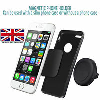 Apple iPhone 8 Plus -In Car Magnetic Magnet Phone Holder / Air Vent Mount Cradle