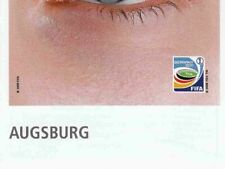 Panini WM 2011 9 Augsburg World Cup 11 Women Frauen Fussball Sticker