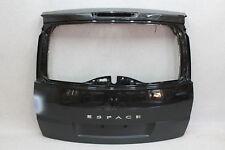 Renault Espace IV Ph 4 Heckklappe Heckscheibe zum öffnen schwarz