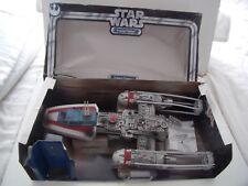Star Wars Y-wing Fighter-STAR WARS TRILOGY-en Caja-casi completa 2011