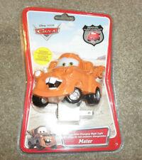 Disney Pixar Cars Color Changing Night Light - Mater, 08917, NEW