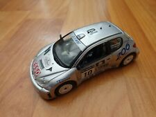 VITESSE SKID 1/43 PEUGEOT 206 WRC GB RALLY CARDIFF 2000 GRONHOLM CAR SKW026