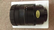 "Vintage Hanimex Auto ""S"" Fully Automatic Telephoto Camera Lens F2.8/135mm"