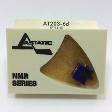 PHONOGRAPH NEEDLE AUDIO-TECHNICA DT-55/2B  IN ASTATIC PKG AT203-6D, NOS/NIB