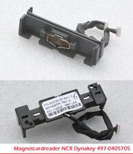 Magnetcard Lecteur de Carte Magnétique Ncr Dynakey 497-0405705 MSR-3 Noir MK5