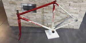 EDDY MERCKX Corsa Extra Columbus SLX steel road bicycle frameset frame fork 50