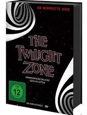 The Twilight Zone - Die komplette Serie 30 DVDs Keepcase NEU OVP