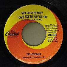 Lettermen 45 Goin' Out Of My Head/Can't Take My Eyes Of You / I Believe
