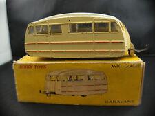 Dinky Toys F n° 811 caravane avec glaces caravan en boîte