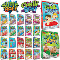 Huge range of Bath fun Gelli Baff Slime Baff Glitter Baff Smelli Baff made in UK