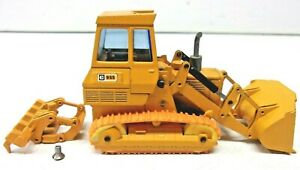 VINTAGE NZG CATERPILLAR 955K KETTENLADER TRACK LOADER IN BOX 1:50 OLD CAT LOGO