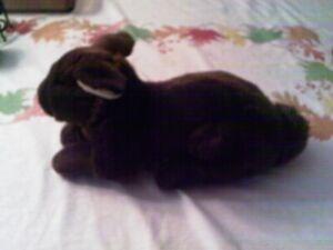 Yomiko Classics Plush Chocolate Dutch Bunny