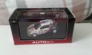 Autoart 1/43 Ford Focus WRC Monte Carlo Rally 2001 McRae/Grist (see description)