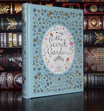 Secret Garden by Frances H. Burnett New Sealed Leather Bound Collectible Edition