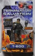 TERMINATOR SALVATION T-600 ACTION FIGURE 6''  NEW