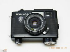 Ricoh AD-1 Viewfinder Lens Rikenon 2,8/35mm Streetfotografie (Spring Winding)