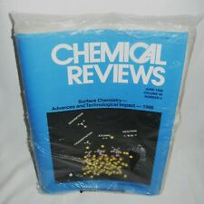 NEW IN PACKAGE ~ AMERICAN CHEMICAL SOCIETY BOOK / CHEMICAL REVIEWS JUNE 1996