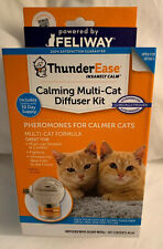 ThunderEase Calming Multi-cat Diffuser Kit W 30 Day Refill 014197