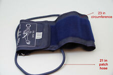 Cuff for digital blood pressure monitor extra large size (22-58cm) 8.7-23 in