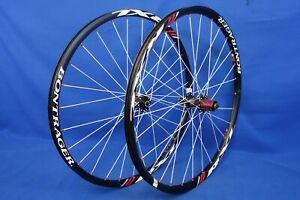 """Bontrager RXL Race X Lite 26"""" Mtn Bike Wheelset - QR, Centerlock, Shimano HG"""