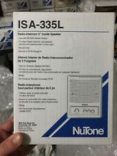 "Nutone ISA-335L Biscuit Indoor 5"" Intercom Speaker IS-335 IS-305 IM3303 IMA3303"