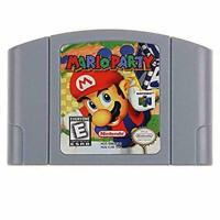 Mario Party Nintendo 64 N64 Game Card  Video Cartridge Console