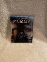 The Mummy Blu-ray/Dvd/Digital Tom Cruise w/slipcover Brand New