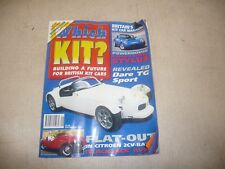 Which Kit magazine September 2000 kit cars