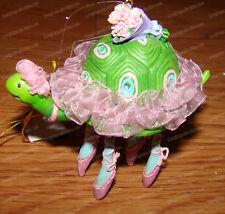 Fabulous Shell Show, Tutu (Ballerina) Turtle (Westland, 13928) Ornament, 2005