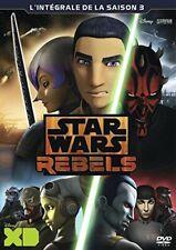 Star Wars Rebels - L'integrale de la saison 3 // DVD NEUF