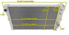 """2 Row 1"""" Discount Radiator for 1984-1990 Chevrolet Corvette Small Block V8"""