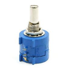 3590S-2-103L 10K Ohm 10-Turn Rotary Wire Wound Precision Potentiometer