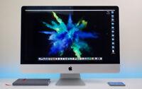 PRIZED Apple iMac 27 3.4Ghz QC-i7 RAM-20GB HYBRID SSD-2.12TB GPU-1GB WARRANTY