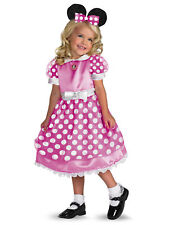 Disney Clubhouse Minnie Mouse (Pink) Toddler / Child Costume Size 2T - 50105