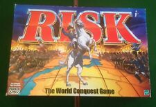 Risk Board Game by Parker 2000 - Complete