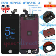 For Apple iPhone 5 Screen LCD Touch Digitizer Display Black Replacement