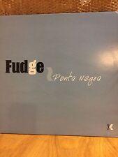 "Fudge ""Ponta Negra"" 12"" Vinyl Latin, Deep House Kif Recordings 2004 France"