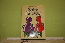 Spiele für zwei - Hugendubel - Karl Heinz Koch