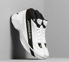 Jordan Team Showcase White Black CD4150-100 Basketball Shoes Men's Multi Size